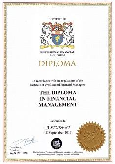Курсы Финансовый менеджмент дистанционно за дней  Финансовый менеджмент и анализ с сертификацией на dipfm